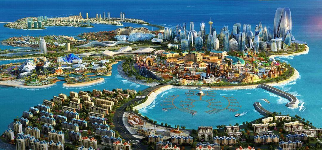 助力东方迪拜 展现康泰力量——康泰荣耀参与恒大海花岛项目建设