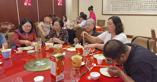"""""""光友粉丝节""""北京经销商中秋订货会圆满成功"""